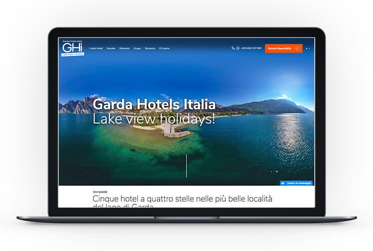 GHI sito web