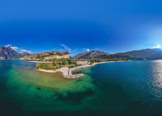 Nuovo sito Garda Hotels Italia